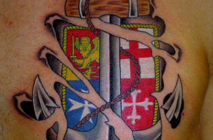 Tattoo Mare