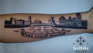 Skyline Pisa